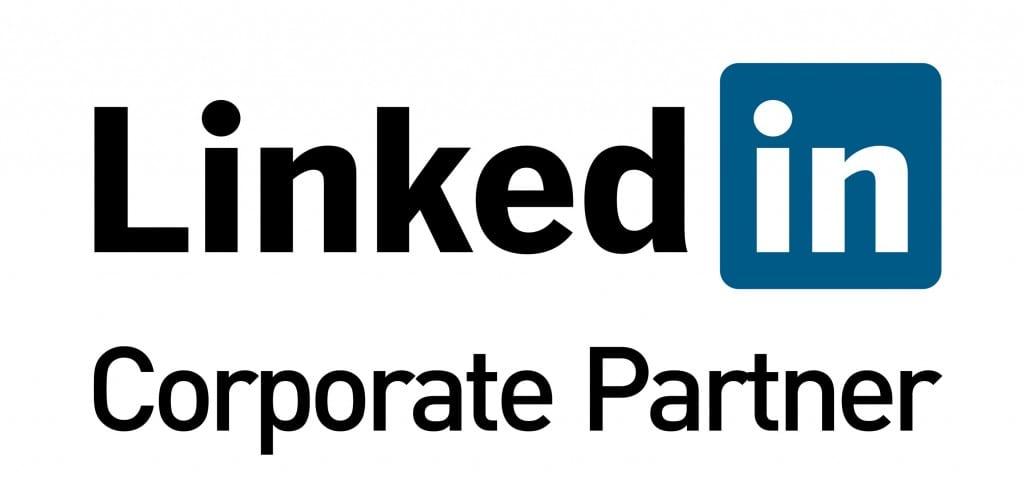 LinkedIn Corporate Partner logo